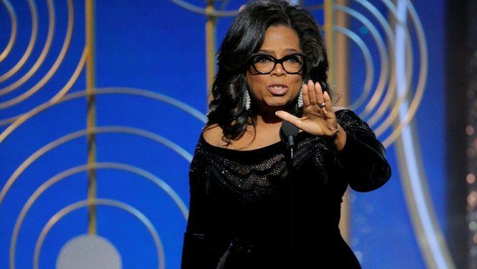 DÜNYA ABD Başkanlığı söylentisi Oprah Winfrey